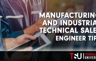 Technical Sales Engineer, From Engineering to Sales