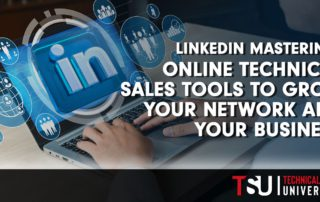 Mastering Technical Sales, Technical Sales people